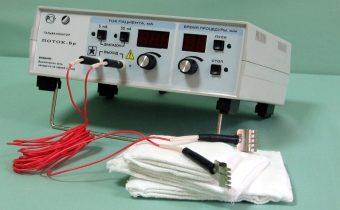 Электрофорез с применением гидрокортизона