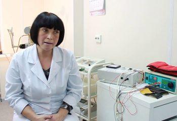 Физиотерапия. Электрофорез